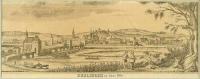 Mittelalterliches Esslingen |Ansicht Esslingen 1643
