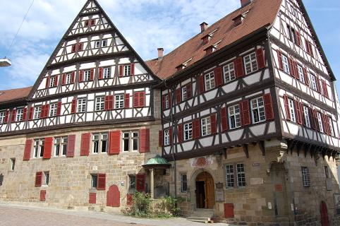 Esslingen | Klöster und Pfleghöfe Esslingen | Speyrer Pfleghof | Kessler Haus